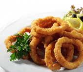 foto of squid  - Seafood  - JPG
