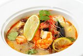 stock photo of thai food  - Thai Dishes  - JPG