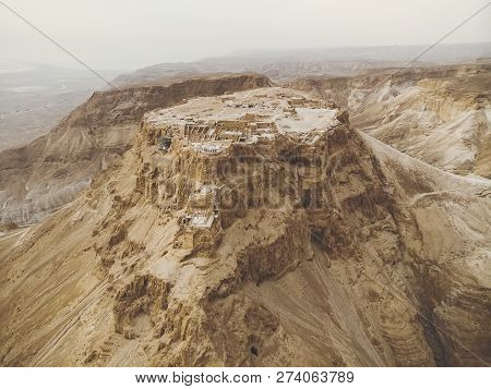 Masada Fortress Area Southern District