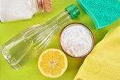 picture of baking soda  - Eco - JPG