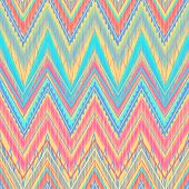 pic of aztec  - Ethnic zigzag - JPG