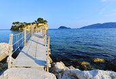 pic of cameos  - Summer landscape of Zakynthos island  - JPG