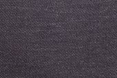 stock photo of oblique  - close up black canvas fabric texture and  background - JPG