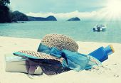 pic of langkawi  - Beach scene - JPG