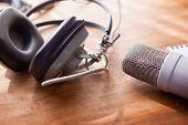 image of pro-life  - Recording vocals - JPG