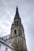 stock photo of dom  - New Cathedral  - JPG
