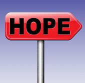pic of hope  - hope bright future hopeful for the best optimism optimistic faith and confidence belief in future think positive  - JPG