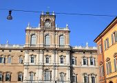 picture of palace  - Ducal Palace of Modena - JPG