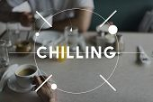 Chilling Calm Relaxation Resting Serenity poster