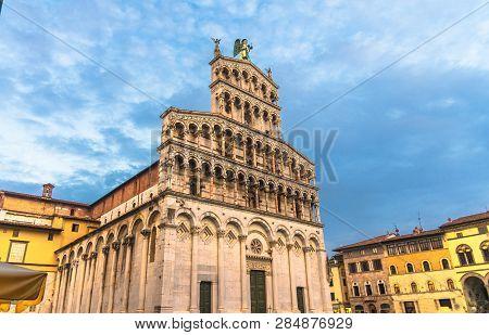 Facade Of Chiesa Di San