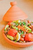 stock photo of tagine  - Moroccan  - JPG