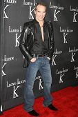 LOS ANGELES - NOVEMBER 14: Lloyd Klein at the opening party for the Lloyd Klein Flagship Store at Ll
