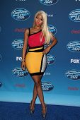 Nicki Minaj at FOX's American Idol Season 12 Premiere Event, UCLA, Los Angeles, CA 01-09-13