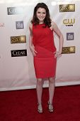 Kara Hayward at the 18th Annual Critics' Choice Movie Awards Arrivals, Barker Hangar, Santa Monica,
