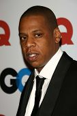 LOS ANGELES - NOVEMBER 29: Jay-Z at the GQ Man of the Year Awards at Sunset Tower Hotel November 29,