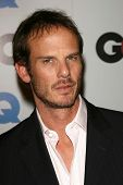 LOS ANGELES - NOVEMBER 29: Peter Berg at the GQ Man of the Year Awards at Sunset Tower Hotel Novembe