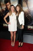 Viva Bianca, AnnaLynne McCord at the