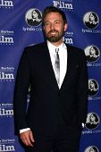 Ben Affleck at the 2013 SBIFF Modern Masters Award presented to Ben Affleck, Arlington Theater, Sant