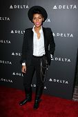 Janelle Monae at Delta Airline's Celebration of LA's Music Industry, Getty House, Los Angeles, CA 02