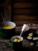 pic of mashed potatoes  - potato soup  - JPG