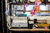 pic of cash register  - the image of a bar with cash register - JPG