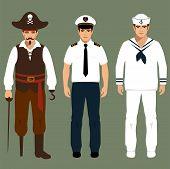 picture of pirates  - pirate - JPG