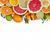 image of sweetie  - Ripe citrus fruits of lemon - JPG