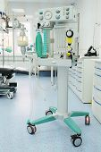 picture of anesthesiology  - The image of a dental anesthesiology machine  - JPG