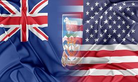 picture of falklands  - Relations between two countries - JPG