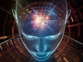 Vision Of Digital Identity poster