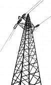 picture of power lines  - power - JPG