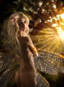 picture of fairy-tale  - elf sexy - JPG