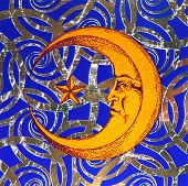 pic of wane  - artistic symbol of the moon and night - JPG