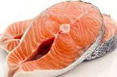 picture of blubber  - Salmon Fillets - JPG