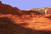 Monument Valley Landscape poster