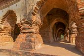 Arches Of Rasmancha, Oldest Brick Temple Of India - Tourist Attraction In Bishnupur, West Bengal, In poster