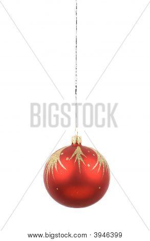 Постер, плакат: Рождественские украшения, холст на подрамнике