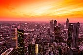 pic of frankfurt am main  - Panorama of Frankfurt am Main  - JPG