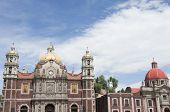 pic of guadalupe  - Our Lady of Guadalupe sanctuary in Mexico city - JPG