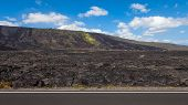 Hawaii Big Island Lava Fields