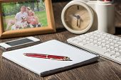 foto of ballpoint  - photo frame - JPG