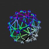 pic of graphene  - Nanotechnology scene - JPG