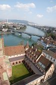 Постер, плакат: Старый город мира Швейцария