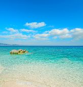 ������, ������: Blue Sky In Cala Mariolu