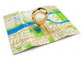 pic of gps navigation  - Navigation concept - JPG