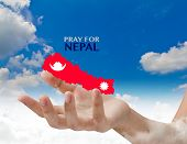 image of nepali  - Pray for Nepal - JPG