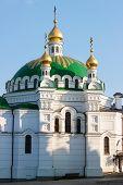 pic of kiev  - Kiev Pechersk Lavra Church in Kiev Ukraine - JPG