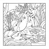image of quail  - Game for children - JPG