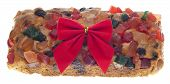 Holiday Fruit Cake Gift