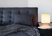 picture of futon  - Living room detail - JPG